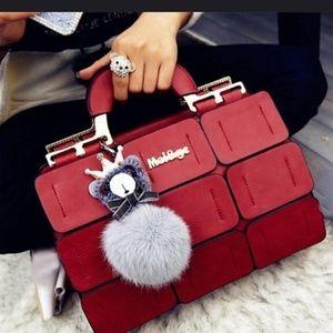Handbags - Ladies PU Leather Handbag